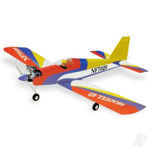 Seagull 40 Low Wing Sport aircraft 1.44m (55in) (SEA-10) 5500196